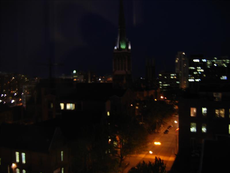 Toronto Night Scene - 04