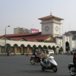 Ben Thanh Markets.