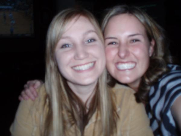 Hydie and Carlie