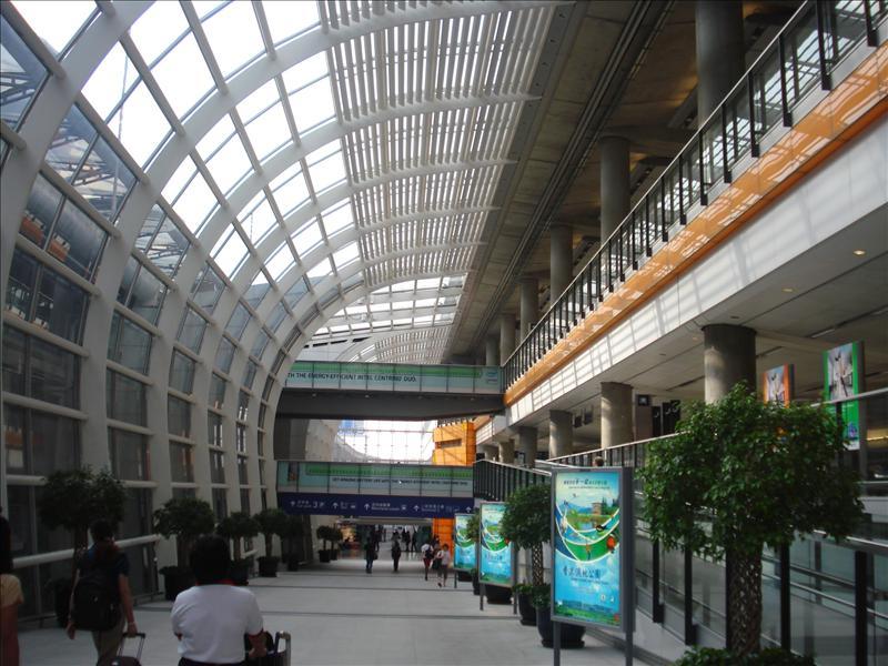 HK Intl Airport - HK's Pride