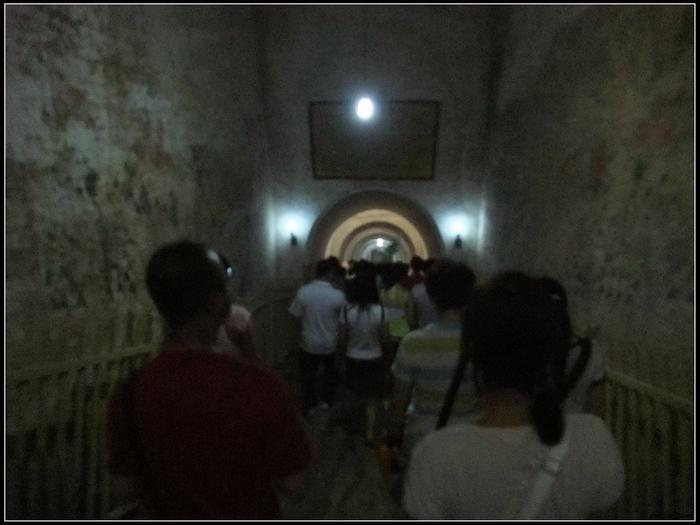 我們來到唐朝的懿德太子墓