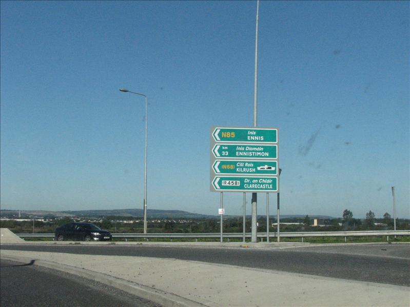 On our way to Ennistimon