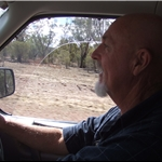 Brother Barry in west Queensland