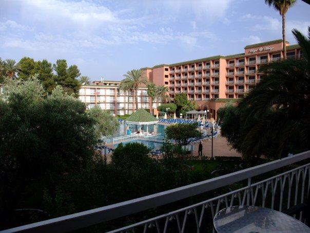 Hôtel Royal Mirage - Marrakech