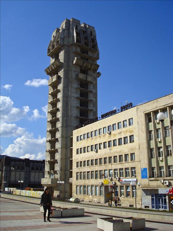 Monument of Comunism!