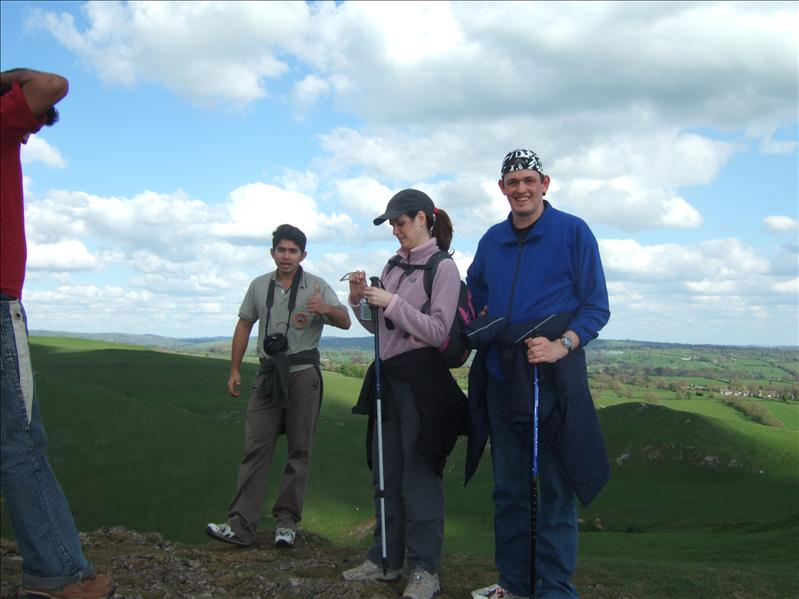 On Thorpe Cloud
