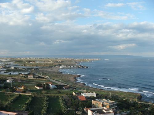 Pachino coast