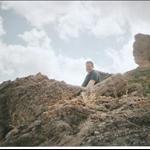 Me again on the rocks