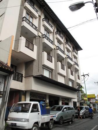 Hotel 'Losari', front view