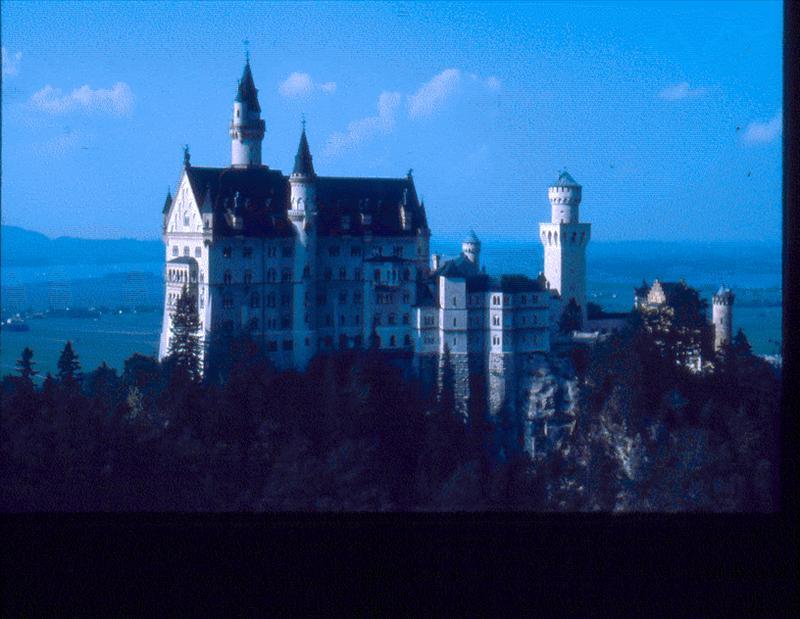 Baviera Castillo de Luis