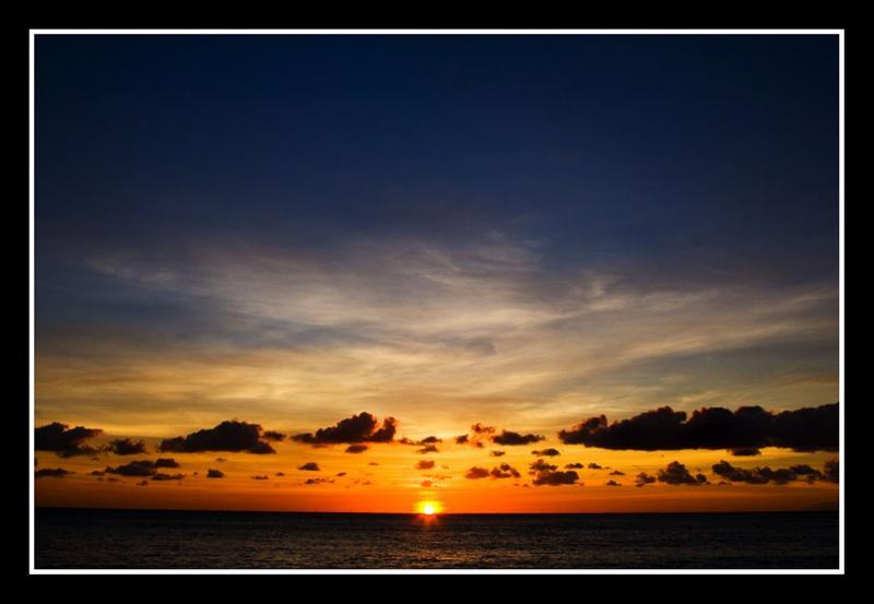 Sunrise at Tulamben, part 2