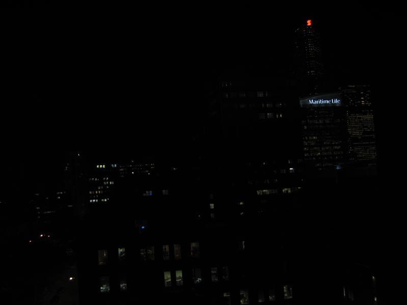 Toronto Night Scene - 07
