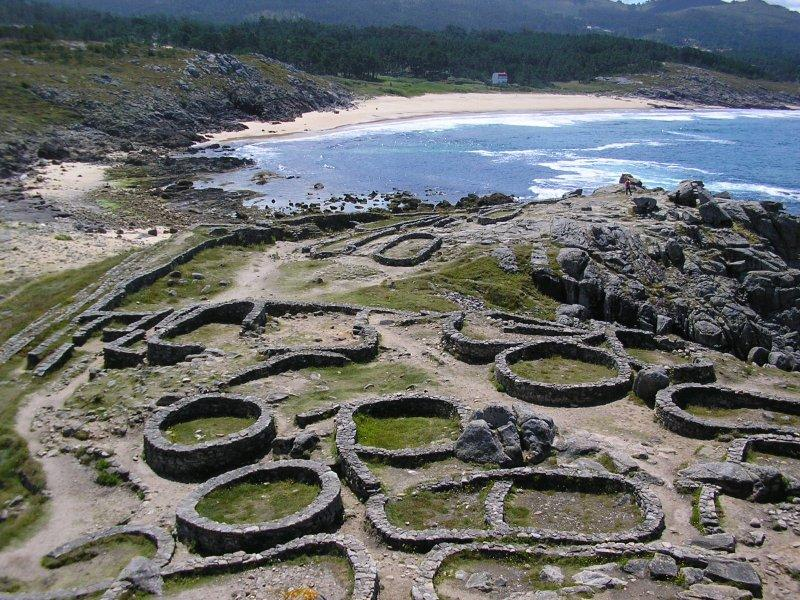 like this Celtic settlement....