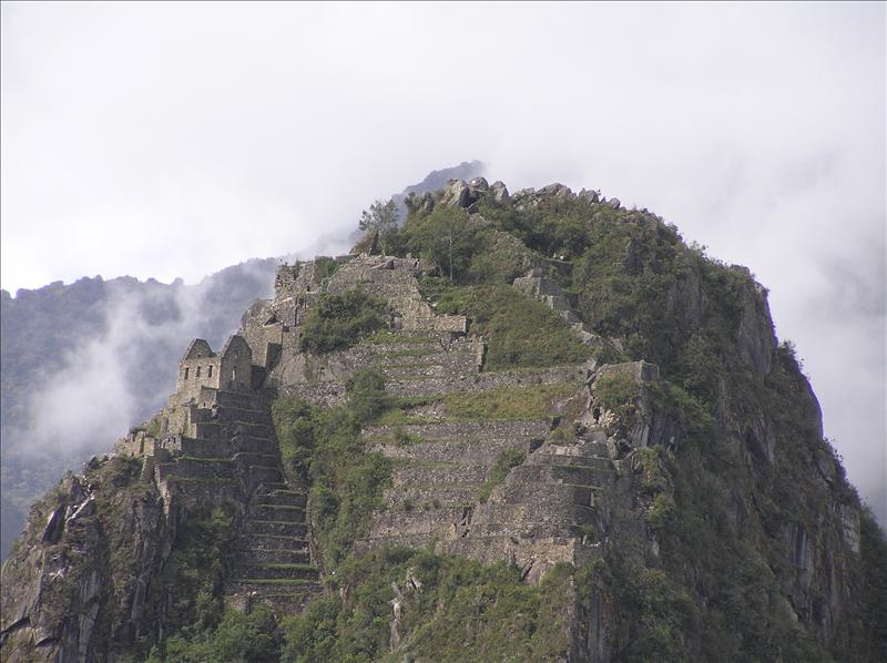 Temple of the Moon--Wayna Picchu