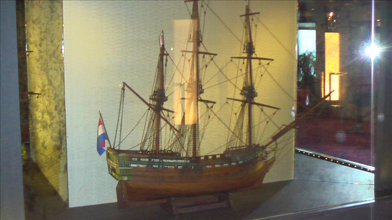Model Boat I