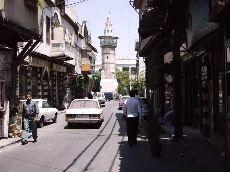 Damasco © Fernando López