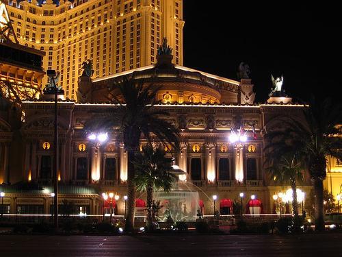 some more casinos, Las Vegas