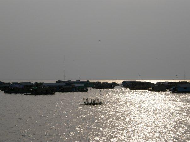 Floating village, Siem Reap.