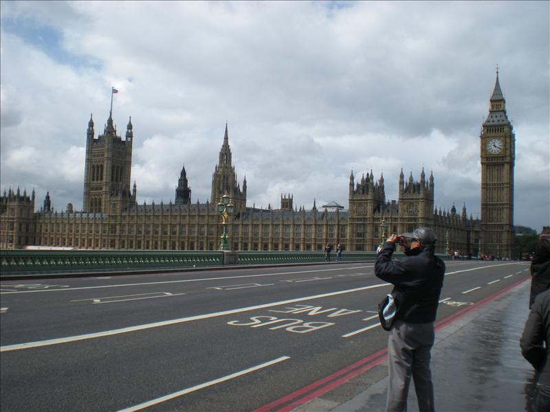 Westminster  - 19th May