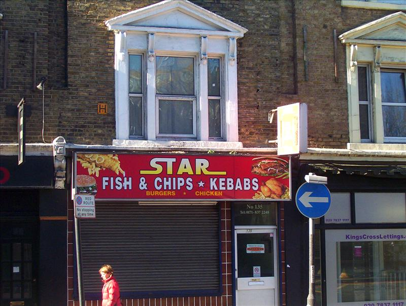 Star Fish & Chips