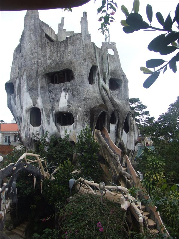 The Crazy House Dalat 3