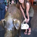 Pig at the Public Market