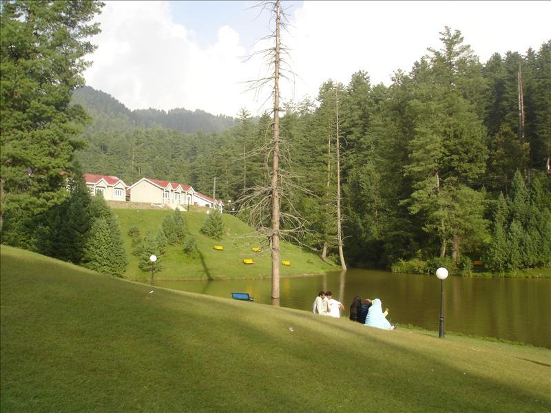 Banjosa Lake is artificial man made lake