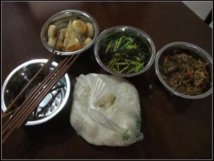 溫馨的合菜中餐
