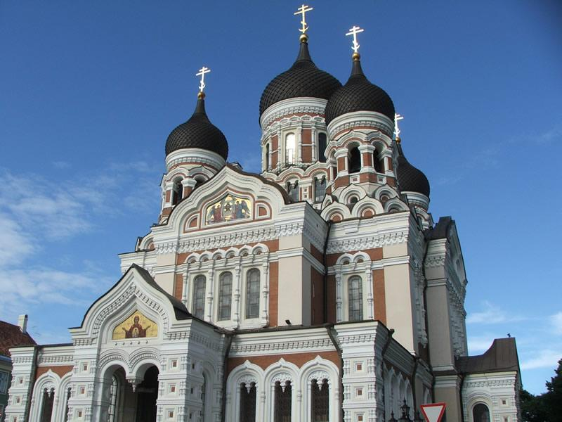 Cathedral in Tallinn