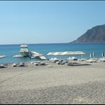 The Sacallis Hotel Beach, Kefalos Bay