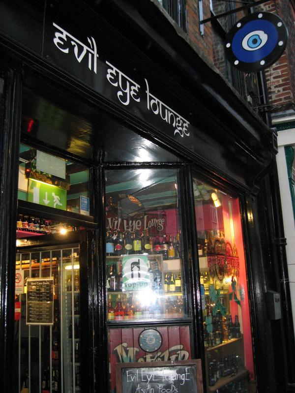 Johnny Depp's favourite restaurant in York