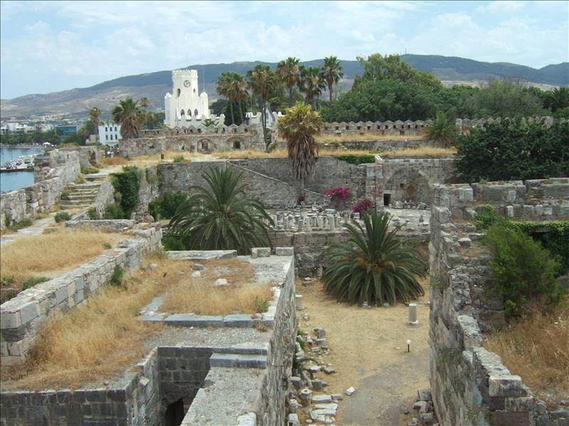 Kos Town - The Castle