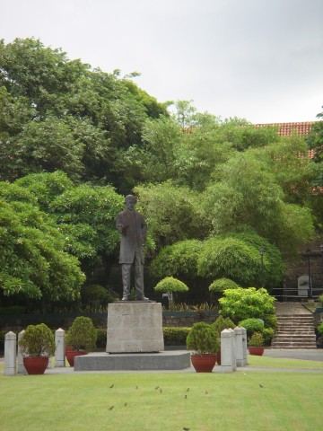 Statue of Jose Rizal