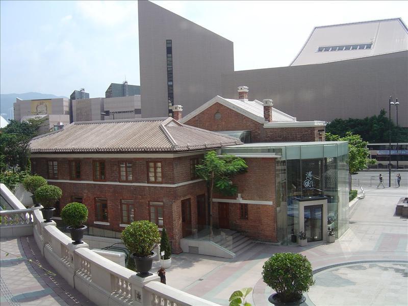 former fire-station