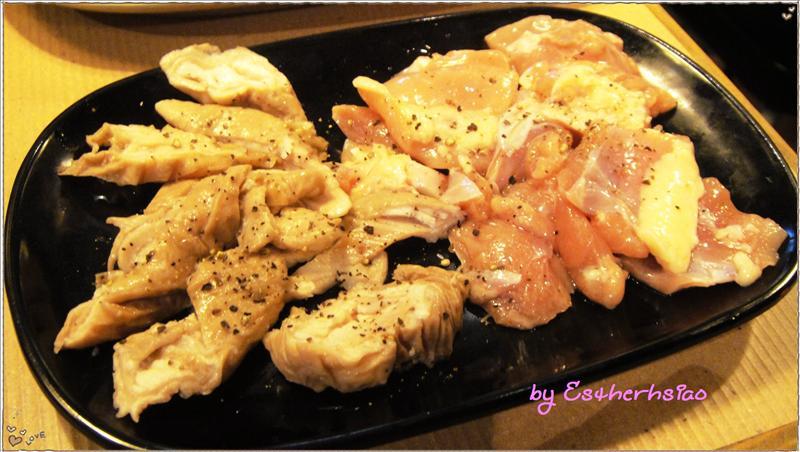 肥腸與雞腿肉