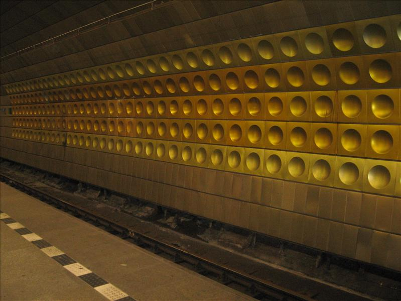 How Prague does the Subway