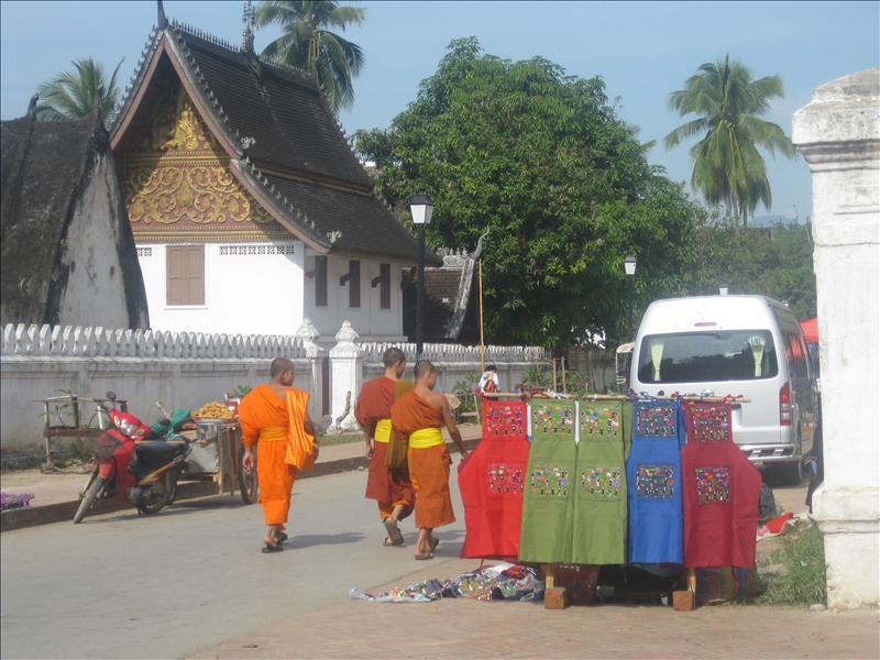 Colorful Luang Prabang