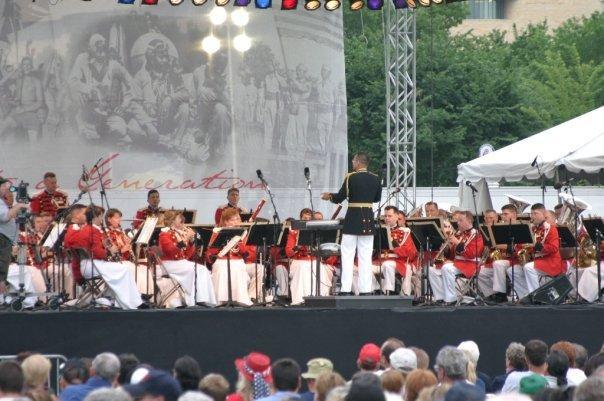 US Marine Corps Band