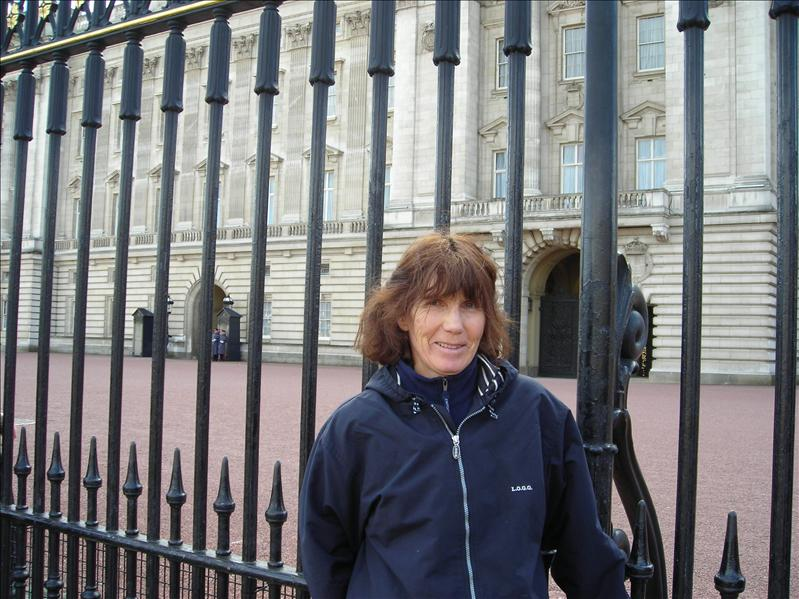 Maman•Buckingham palace•2008