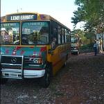 "Bus zum Campamento - ilyen busszal ""utaztunk"" :)"