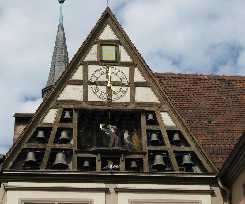 A puppet carillon.