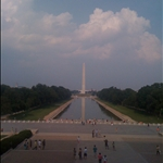 Lincoln to Washington Monument 2