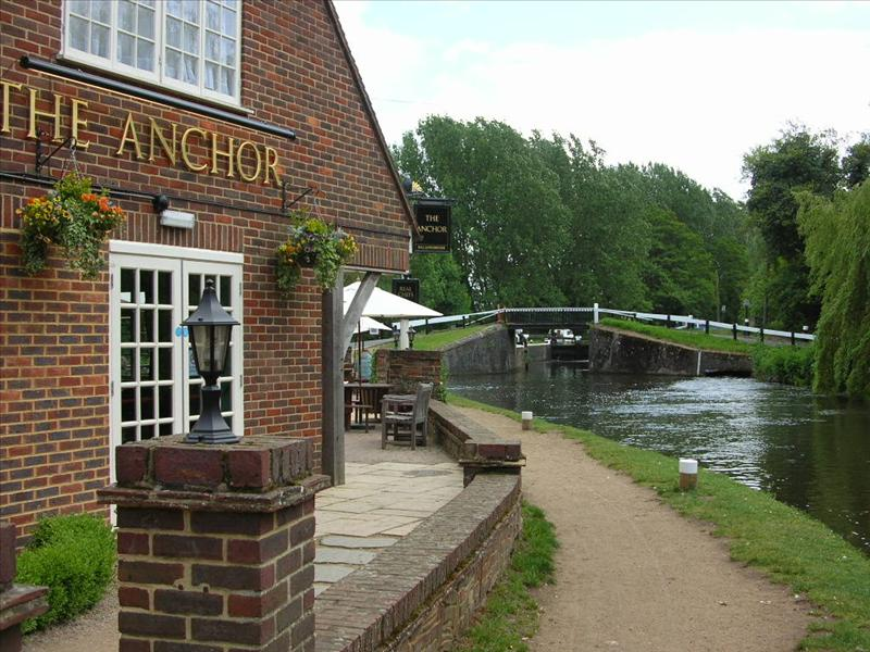 The Anchor Pub - 18th May