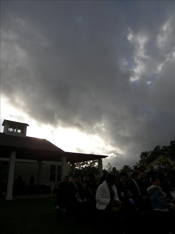 Cloudy, non?