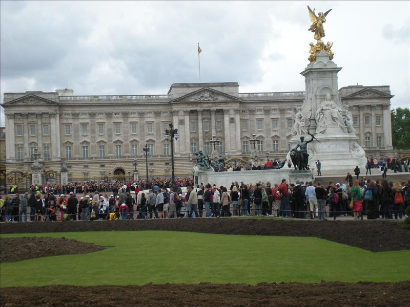 Buckingham Palace - 20th May