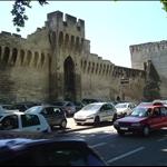 Avignon city of France