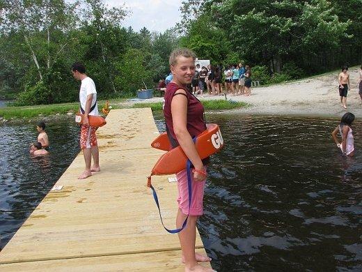 Kasia Lifeguarding