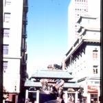 Entrada a China Town