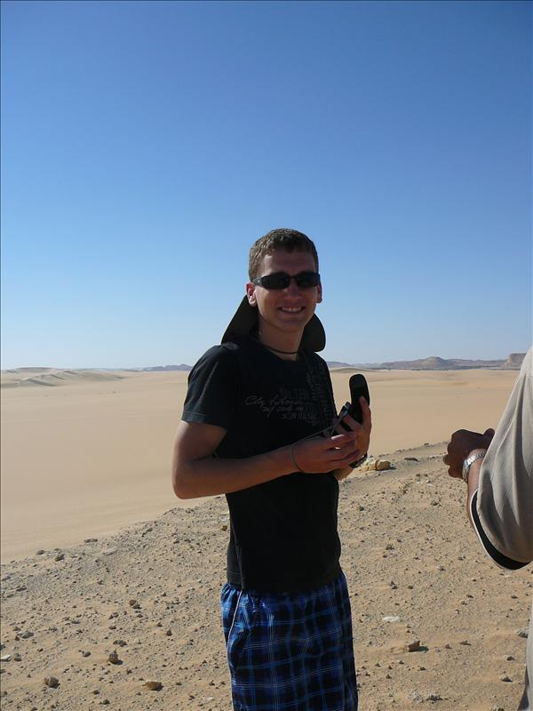 Siwa - Woestijn Bart 2