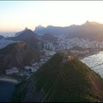 RIO DE JANEIRO - VIEW FROM SUGAR LOAF